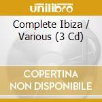 Complete ibiza album cd musicale di Artisti Vari