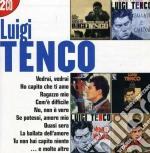Luigi Tenco - I Grandi Successi: Luigi Tenco (2 Cd) cd musicale di Luigi Tenco