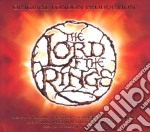THE LORD OF THE RINGS (MUSICAL) cd musicale di ORIGINAL LONDON PROD