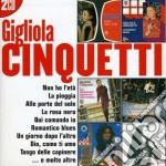 I GRANDI SUCCESSI: GIGLIOLA CINQUETTI cd musicale di Gigliola Cinquetti