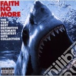THE VERY BEST DEFINITIVE ULTIMATE GREATEST cd musicale di FAITH NO MORE