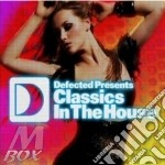 Defected pres.class.in the house 3c cd musicale di ARTISTI VARI