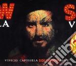 Vinicio Capossela - Solo Show Alive cd musicale di Vinicio Capossela