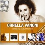 Ornella Vanoni - Original Album Series (5 Cd) cd musicale di Ornella Vanoni