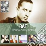 ORIGINAL ALBUM SERIES - 5 CD              cd musicale di RAF