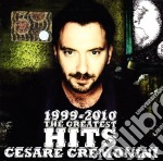 1999-2010: THE GREATEST HITS (2 CD) cd musicale di Cesare Cremonini
