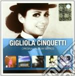 ORIGINAL ALBUM SERIES - 5 CD              cd musicale di CINQUETTI GIGLIOLA (
