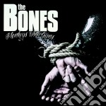 Monkeys with guns cd musicale di Bones