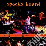 The beard is out there - live cd musicale di Beard Spock's