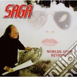Worlds apart revisited cd musicale di SAGA