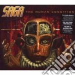 THE HUMAN CONDITION cd musicale di SAGA