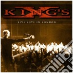 Live love in london [2cd] cd musicale di X King's