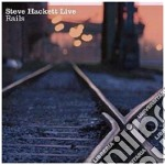 Live rails cd musicale di Steve Hackett