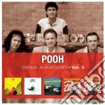 Pooh - Original Album Series Vol. 3 (5 Cd) cd musicale di Pooh