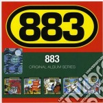 883 - Original Album Series (5 Cd) cd musicale di 883