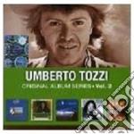 Original album series vol. 2 cd musicale di TOZZI UMBERTO (5CD)