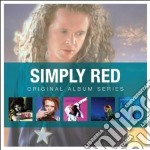 Original album series cd musicale di SIMPLY RED (5 CD)