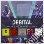 Original album series (5cd) cd musicale di Orbital (5cd)
