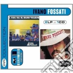 Ivano Fossati - 2Lp In 1Cd: Grande Mare Travers + Good Bye Indiana cd musicale di Fossati (dp - 2lp i