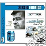 Sergio Endrigo - 2Lp In 1Cd: E Noi Amiamoci + Mari Del Sud cd musicale di Endrigo sergio (dp)