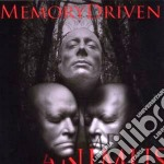 Memory Driven - Animus cd musicale di Driven Memory