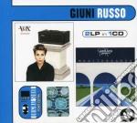 2lp in 1cd: vox + mediterranea cd musicale di Russo giuni (dp)