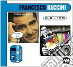 Francesco Baccini - 2Lp In 1Cd: Pianoforte Non Forte + Baccini Colori cd musicale di Baccini francesco (d