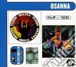 Osanna - L'Uomo / Milano Calibro 9 cd musicale di Osanna (dp)