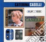 2lp in 1cd: casco d'oro + diamoci del tu cd musicale di Caselli caterina (dp