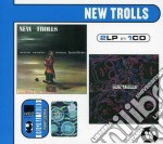 New Trolls - 2Lp In 1Cd: Senza Orario Senza B + New Trolls cd musicale di New trolls (dp)