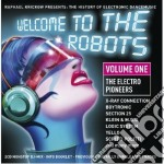 Welcome to the robots cd musicale di Artisti Vari