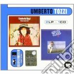 Umberto Tozzi - 2Lp In 1Cd: Donna Amante Mia + Tu cd musicale di Tozzi umberto (dp)