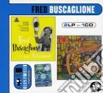 2lp in 1cd: buscaglione e asternovas + 1 cd musicale di Buscaglione fred (dp