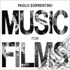 Paolo sorrentino: music for fi cd