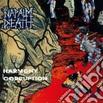 Harmony corruption cd musicale di Napalm Death