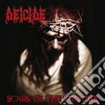 SCARS OF THE CRUCIFIX cd musicale di DEICIDE