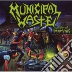 Municipal Waste - The Art Of Partying cd musicale di Waste Municipal