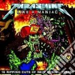 Thrashing Like A Maniac cd musicale di ARTISTI VARI