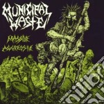 Municipal Waste - Massive Aggressive cd musicale di Waste Municipal
