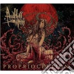 Proprioception- ltd ed cd musicale di AND HELL FOLLOWED WI