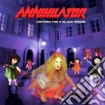 (LP VINILE) Criteria for a black widow lp vinile di ANNIHILATOR