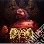 Oceano - Contagion cd musicale di Oceano