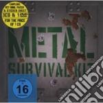 Metal survival kit cd musicale di Artisti Vari