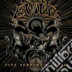 (LP VINILE) Five serpent's teeth lp vinile di Evile