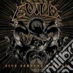 (LP VINILE) Five serpent's teeth lp vinile di Evile