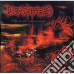 WINDS OF CREATION cd musicale di DECAPITATED