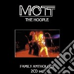 Family anthology cd musicale di Mott the hoople