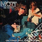 LIVE FILLMORE WEST-SAN FRANCISCO cd musicale di MOTT THE HOOPLE