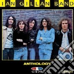 Anthology cd musicale di Ian band Gillan