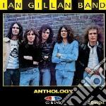 Anthology cd musicale di Ian band Gillan